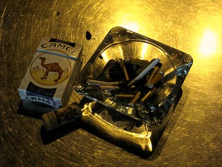 A cigarette is the perfect type of a perfect pleasure.............