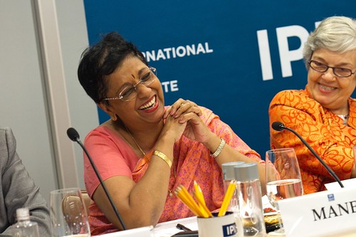 Purnima Mane, Deputy Executive Director, UNFPA | by Women Deliver
