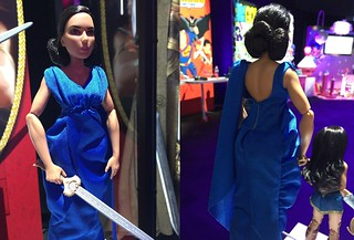 Toy Fair 2017: WW Blue Dress
