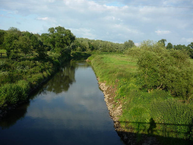 River near Gießen