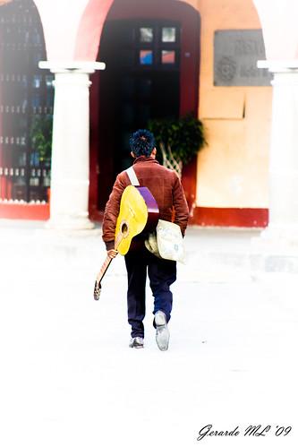 Guitarra - Puebla