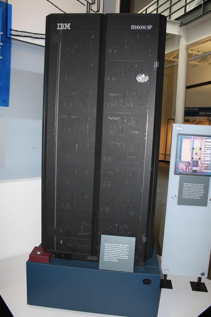 Computer History - Deep Blue Super computer | Gabriel