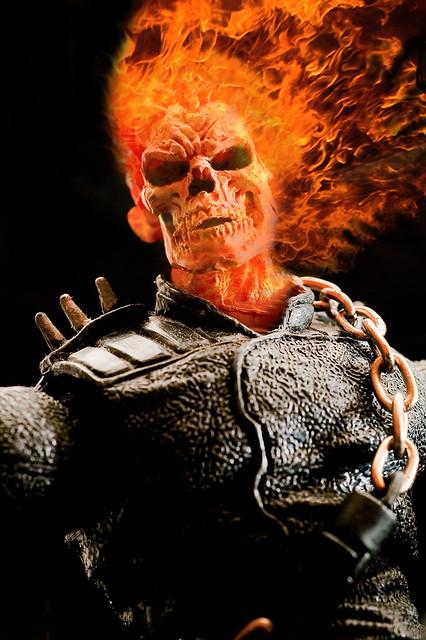 johnny blaze | Hot here or it's just me? | joelogic818 | Flickr