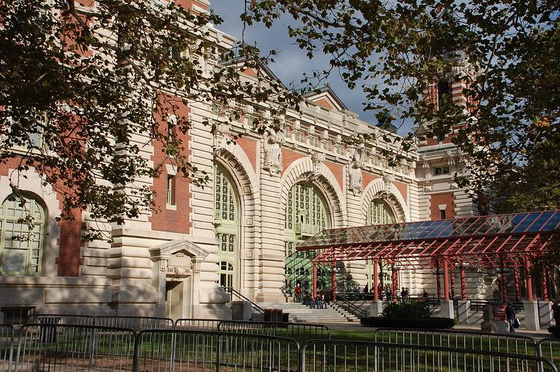 Main Building, Ellis Island