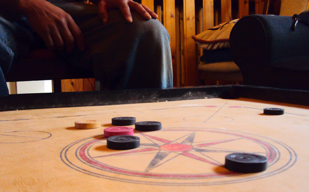 Image result for carrom board