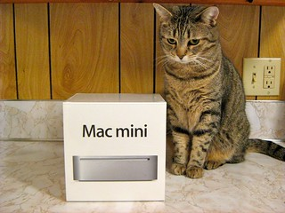 Mac mini Late 2009 - unboxing | by mikes rite
