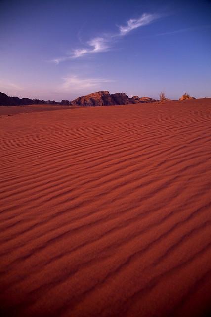 وادي رم (Wadi Rum, Jordan)