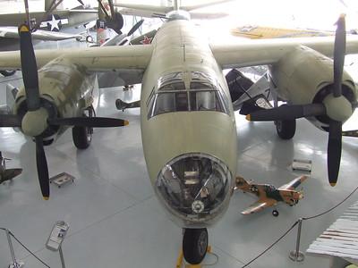 1940 Martin B-26 Marauder