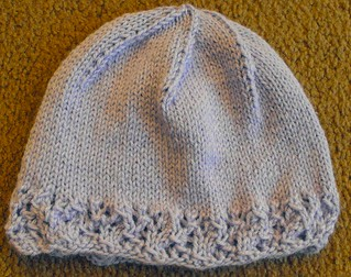 lace chemo hat OK