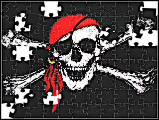Pirate puzzel | by ~dolldreamer~