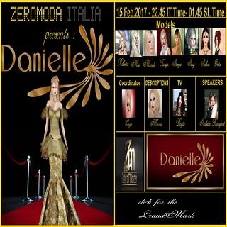 Danielle: Fashion Show 15th February 2017