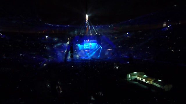 Concert U2...