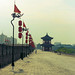 City Wall of Xian by Tanya*K