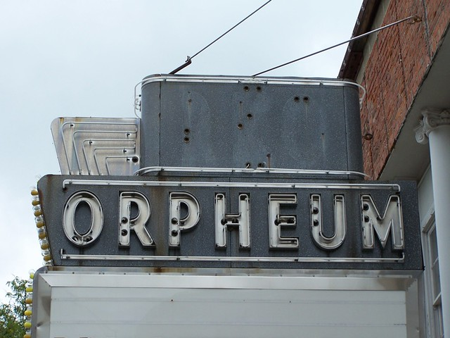 Orpheum Theatre Champaign Il Being Restored One Of