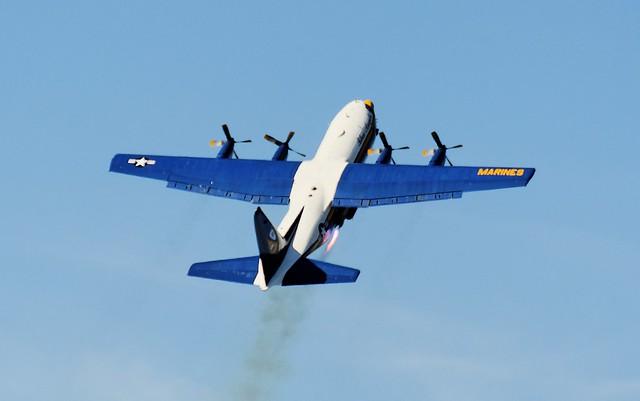 C-130 with JATO - #6773