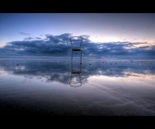 ireland sky dublin cold beach clouds strand sunrise canon reflections eos december hdr portmarnock photomatix 450d anawesomeshot