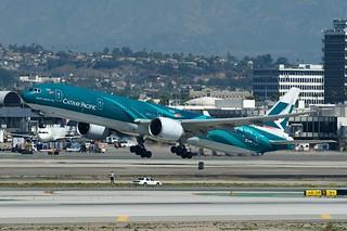 Cathay Pacific Boeing 777-300ER B-KPF | by BriYYZ