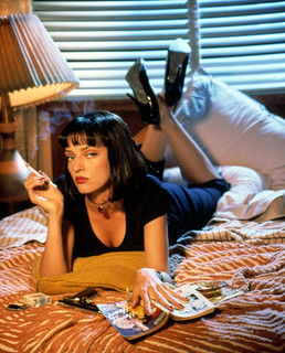 Uma Thurman Mia Wallace | by Cine Fanatico