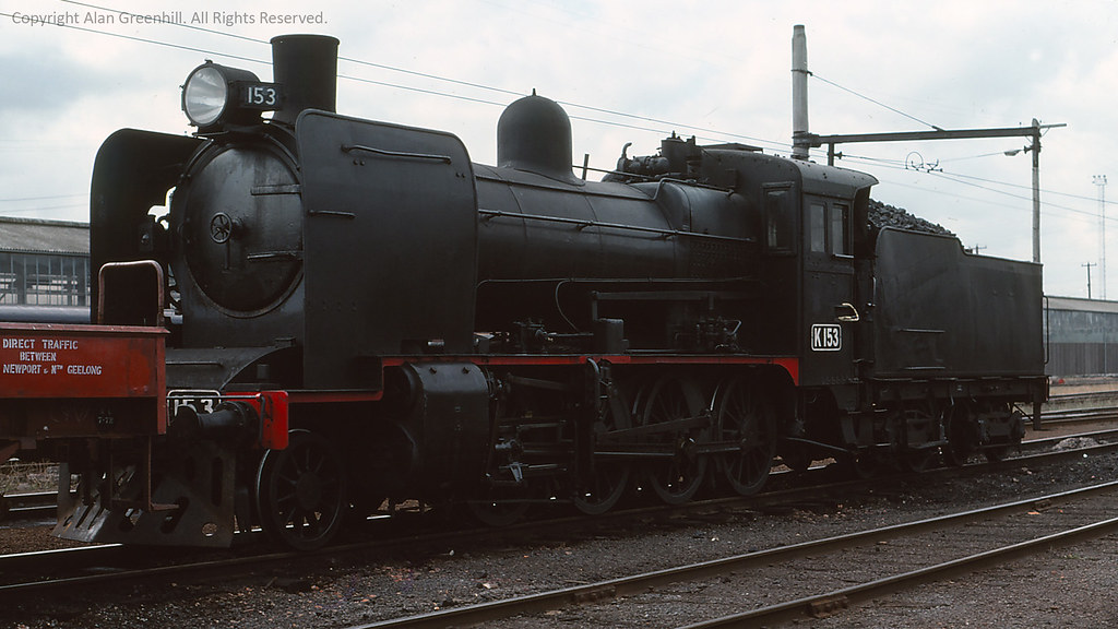 K153 Dynon 1977 by michaelgreenhill