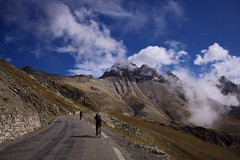 Road to Col du Galibier | by muneaki