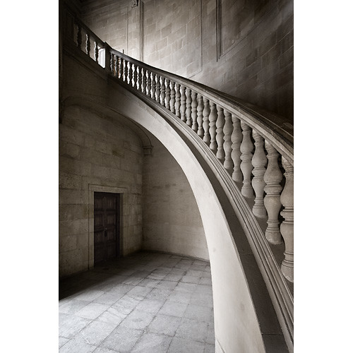 Palacio Carlos V, Escaleras II