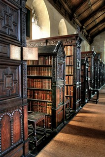 St John's College Old Library - West Side | by ben.gallagher