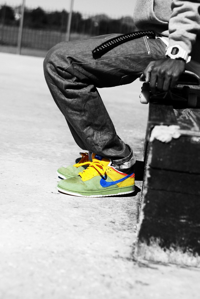 pretty nice a249f 83dfc ... Nike SB Puf N Stuff   by InOurShoesTX
