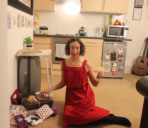 Christmas on my own / etdrysskanel.com | by Synne Cinnamon
