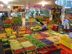 Fruits & Vegetables in La Marsa's Market