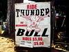 Ride Thunder Bull