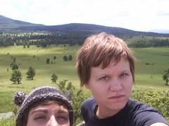 hart prairie from boobie hill