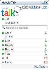 googlo talk