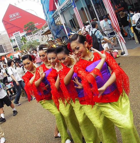 Malaysian ladies