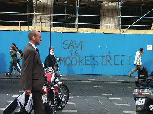 Save 16 Moore Street