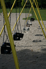 Swings | by spaceamoeba