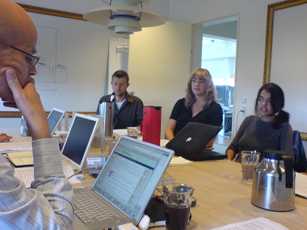 INDEX: Documentation Team Meeting | Just about to get starte… | Flickr