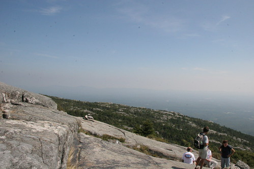 Atop Mt. Monadnock | by StarrGazr