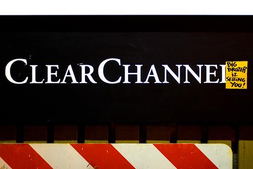 Clear Channel | by John Ryan Brubaker