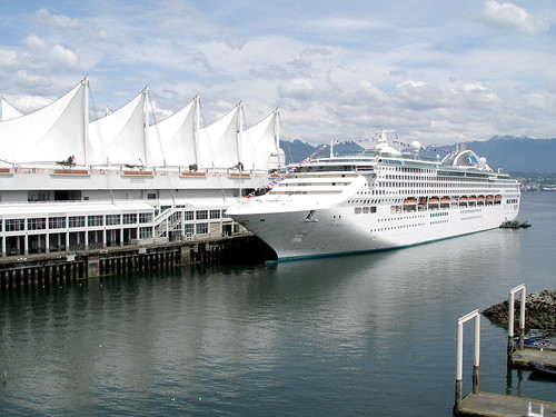 Cruise ship | by quinet