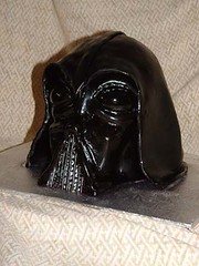 vader CAKE 2 | by Wild Cakes