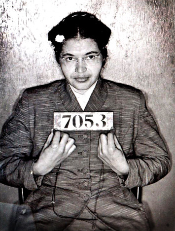 Rosa Parks | by ecaballerom