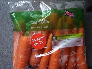 New! Carrots! | by Loz Flowers