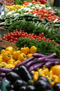 colorful vegetables | by computix
