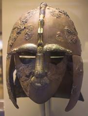 Sutton Hoo Helm, British Museum | by RobRoyAus
