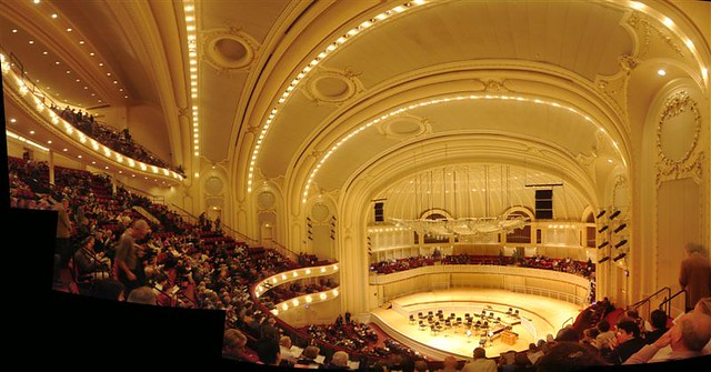 Chicago - Chicago Symphony Orchestra Hall