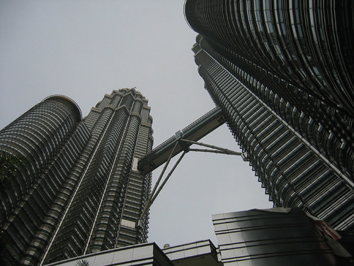 Petronas Towers in KL - Wow! | by Lindie Naughton