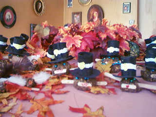 petrified stuffing pilgrims