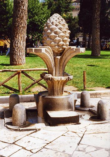 Fontanella della pigna   by mat6