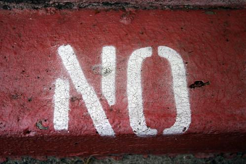 NO | by nathangibbs