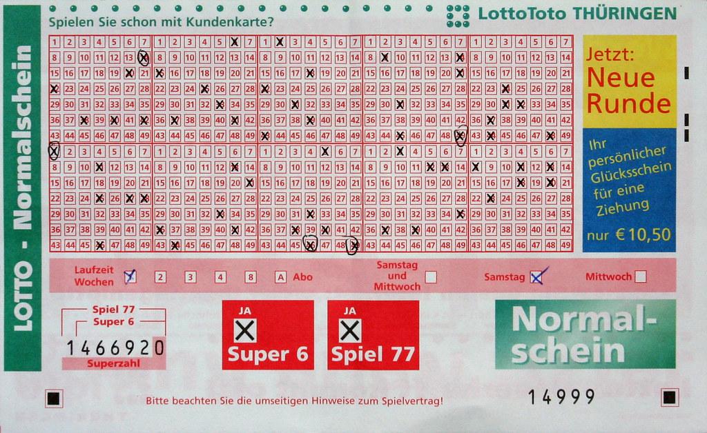 Swiss Lotto Wyniki